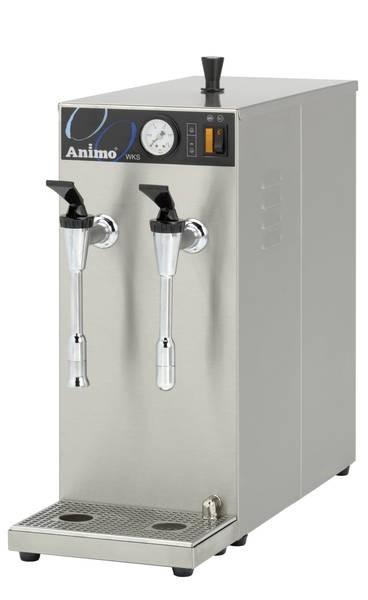 Animo Dampf- und Heißwasserkocher WKS