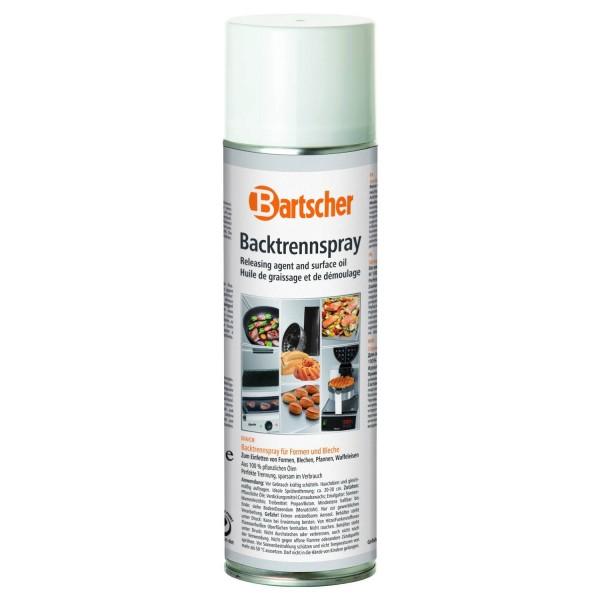 Bartscher 6 x 500 ml Backtrennspray DS für Crêpes-Geräte und Waffeleisen