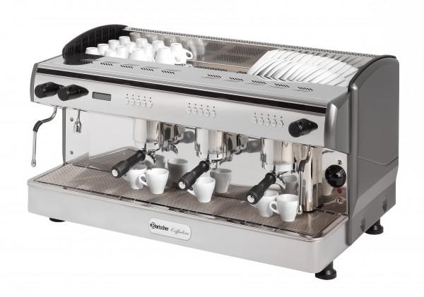 Bartscher Kaffeemaschine Coffeeline G3, 17,5 Liter  - 3-gruppig
