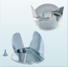 AlexanderSolia Flügel für Zylinderaufsatz (Abbildung ähnlich)
