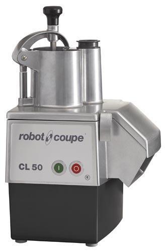 Robot Coupe CL 50 Gemüseschneidemaschine mit 1 Drehzahl - 400 Volt