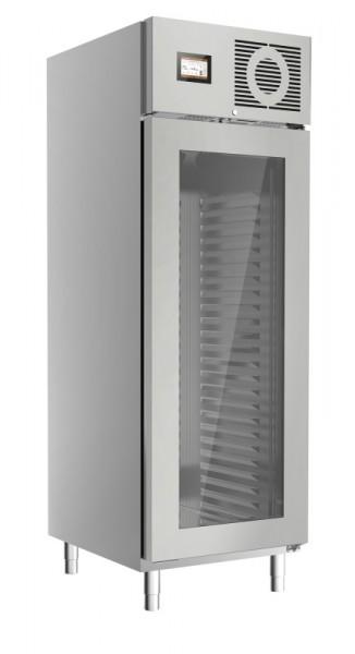 KBS 110102 Glastuer-Kuehlschrank-KU726G  für GN 2/1 by Friulinox