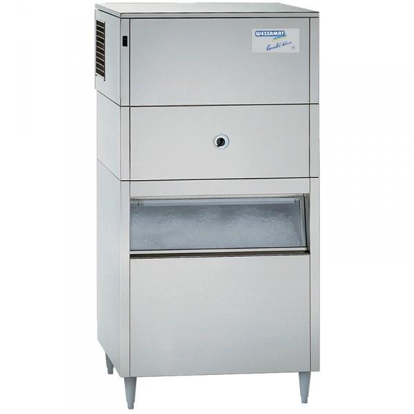 Wessamat Combi-Line W 120 ECL Kombigerät für Crushed Ice und Hohleiskegel - luftgekühlt