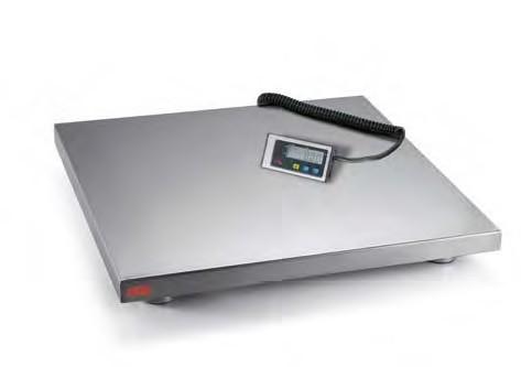 ADE EHR1-60 Plattformwaage bis Höchstlast 60 kg i inkl. Anzeigegerät