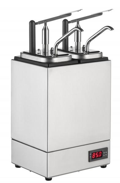 Neumärker Sossenspender 2 x 3 Liter beheizbar 05-51534N
