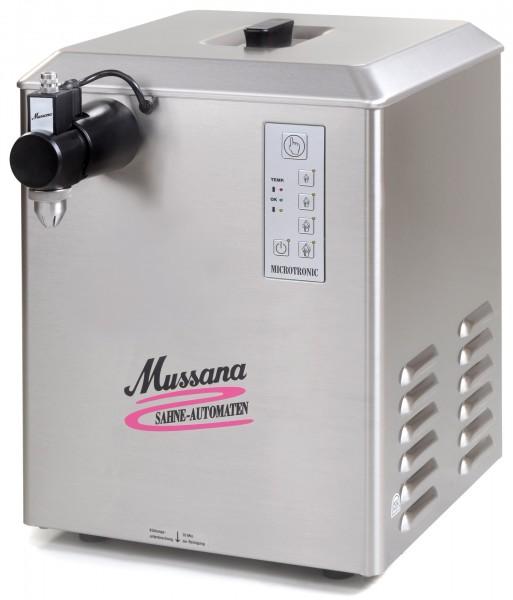 Mussana Sahnemaschine 12 Liter Grande