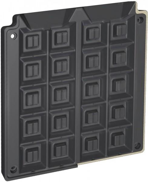Neumärker Backplatte Waffo-Biss für Helios Vertikal-Backsystem 31-40462