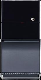 Melitta Cafina XT MC30 Milchkühlschrank für Kaffeevollautomat für ca. 10 Liter Milch