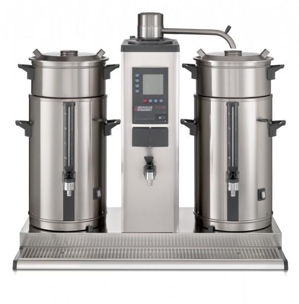 Bonamat B10 HW  2x10 Liter  B-Serie Kaffeemaschine mit separatem Heißwasserzapfhahn