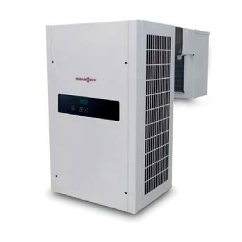 Viessmann TectoRefrigo WMC2 0500 Huckepack Kühlaggregat  mit elektronischer Regelung