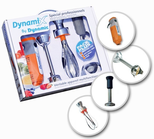 Dynamic Dynamix Trio 160 - Stabmixer Set