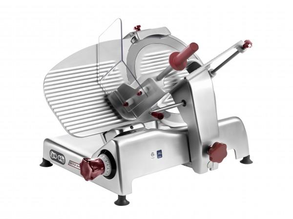 Dito Sama Getriebe-Schwerkraft-Aufschnittmaschine 350 mm mit Getriebeantrieb DMSG35G
